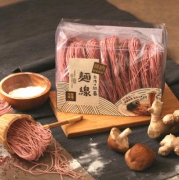 信豐農場-台灣紅藜_麵線 650g x1盒