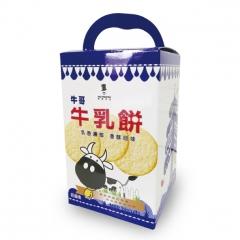 牛乳餅/450g【強森先生】富強森 鮮乳餅乾 高鈣乳香濃