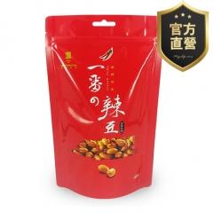 一番の辣豆【強森先生】富強森 麻辣花生 內部小包裝 方便攜帶與食用 超涮嘴 頂級香辛料 精確的火候