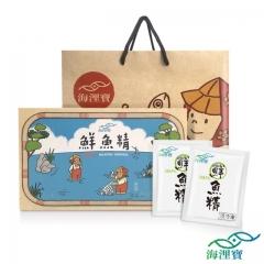 海浬寶鮮魚精1盒(50mlX10包/盒)