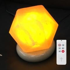 肺益清鹽療燈-鹽與光