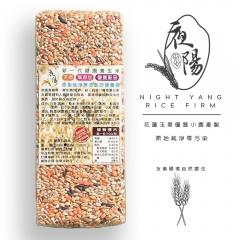 【夜陽米商行】健康七穀米 600公克