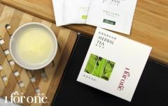 【1 for one】挺好香草茶隨身組-綜合(馬郁蘭、檸檬香蜂、檸檬馬鞭草三種風味各兩包)-常