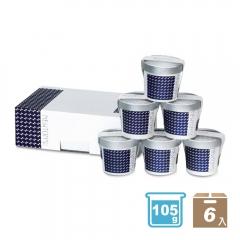 NEW-TON'S優格冰淇淋-獨享杯六入禮盒【特活綠小舖冷凍】