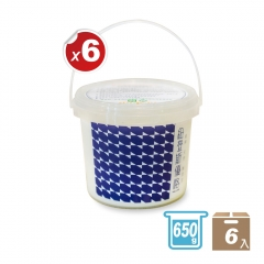NEW-TON'S優格-原味分享瓶(650克/瓶)-6入組【特活綠小舖冷藏】