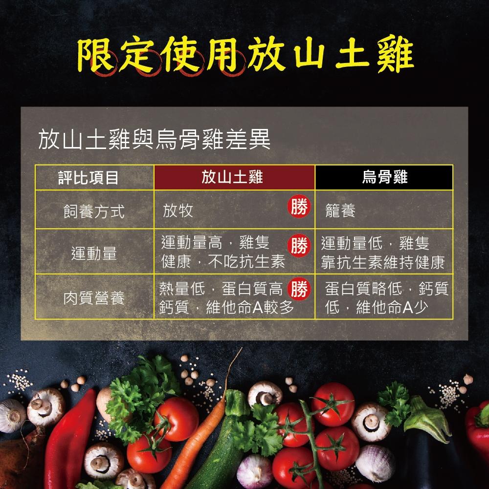 苦瓜雞簡介_2021-05限定放山土雞