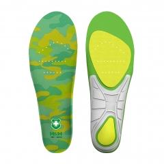 H&H足弓支撐型減震鞋墊 男S(24.5-26cm)