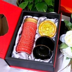 世錦野生山紅茶系列-春映禮盒