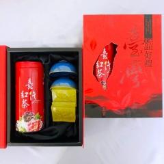 世錦野生山紅茶系列-夏荷禮盒