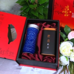 世錦野生山紅茶系列-冬梅禮盒