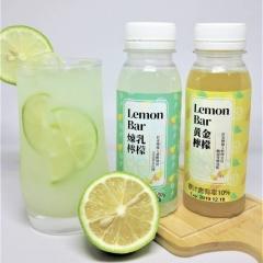 【紐登斯】Lemon Bar 檸檬飲-綜合雙享組(雙口味各12入/箱)