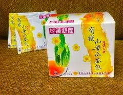 【真愛研選】花蓮有機山苦瓜茶盒 X 4盒
