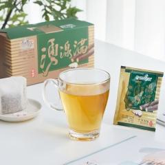 青玉牛蒡茶 湧湶滿牛蒡茶包(6g*20包/盒) 春節禮盒 伴手禮