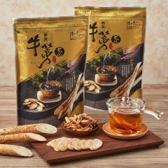 青玉牛蒡茶 原味牛蒡茶片(300g/1包) 牛蒡切片