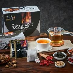 青玉牛蒡茶 沅波濤紅景天牛蒡茶包(6g*50包/盒) 春節禮盒