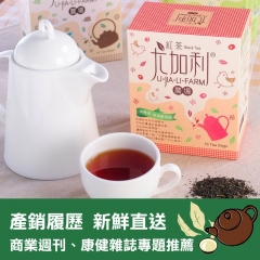 尤加利農場-阿里山紅茶 長條型冷泡茶 三盒組