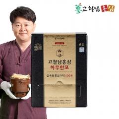 韓國高鐵男紅蔘黃金飲家庭組-100入