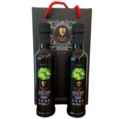 西班牙添得瑞頂級橄欖油 入門款禮盒3組 -- 250ml x 6瓶/組