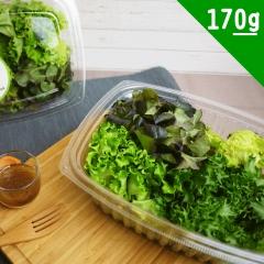 新鮮萵苣 - 沙拉盒